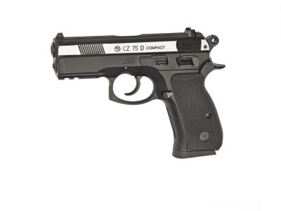 CZ 75D Compact Dual-tone 4,5 mm Co2